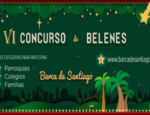 """VI Concurso de Belenes """"Barca de Santiago"""""""