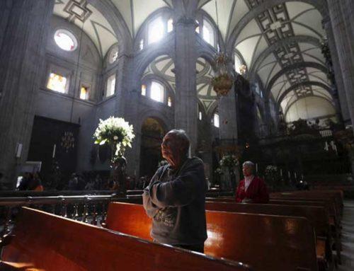 Las parroquias ya no funcionan