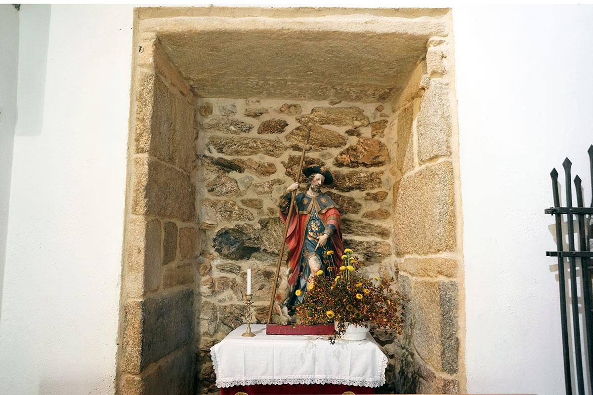 Iglesia de Santa Eulalia de Oza - Perteneciente a la Unidade Pastoral de Milladoiro, Teo e contorna