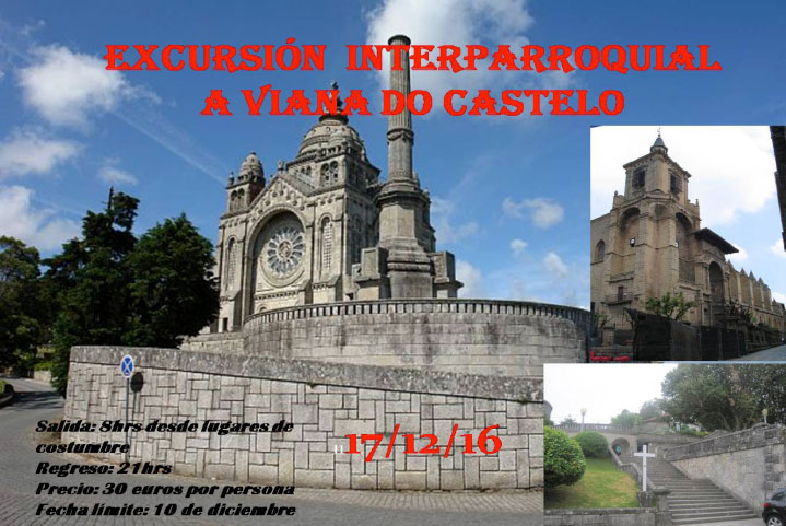 Excursión a Viana do Castelo