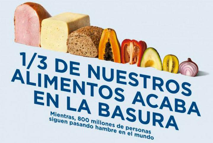 Campaña 58: El mundo no necesita más comida. Necesita más gente comprometida