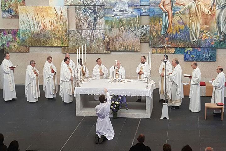 Homilía en la Dedicación de Iglesia de San José de Milladoiro