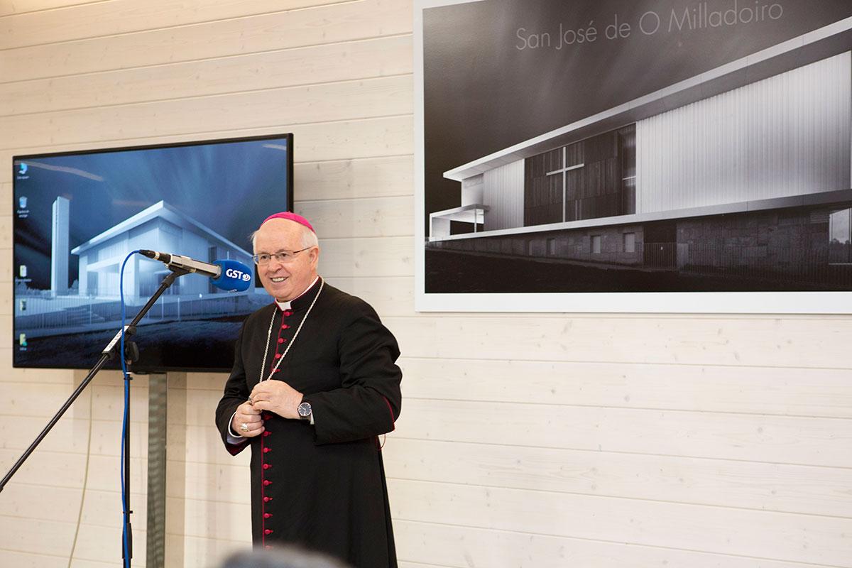 Dedicación de la iglesia de San José de Milladoiro