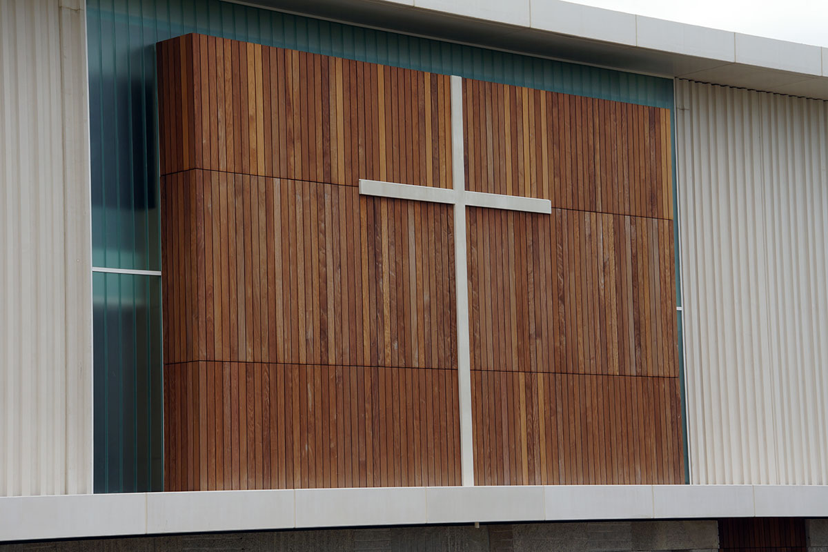 Nueva iglesia de San José de Milladoiro - Perteneciente a la Unidade Pastoral de Milladoiro, Teo e contorna