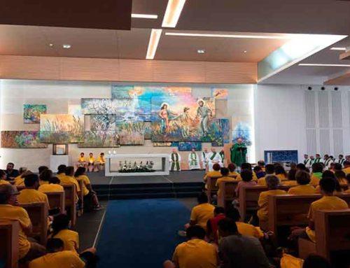 Acto de bienvenida de la III Asamblea General de Acción Católica