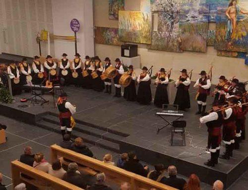 Encuentro de grupos de Música Tradicional de Ames para recaudar fondos para los afectados de Carballeda de Avia