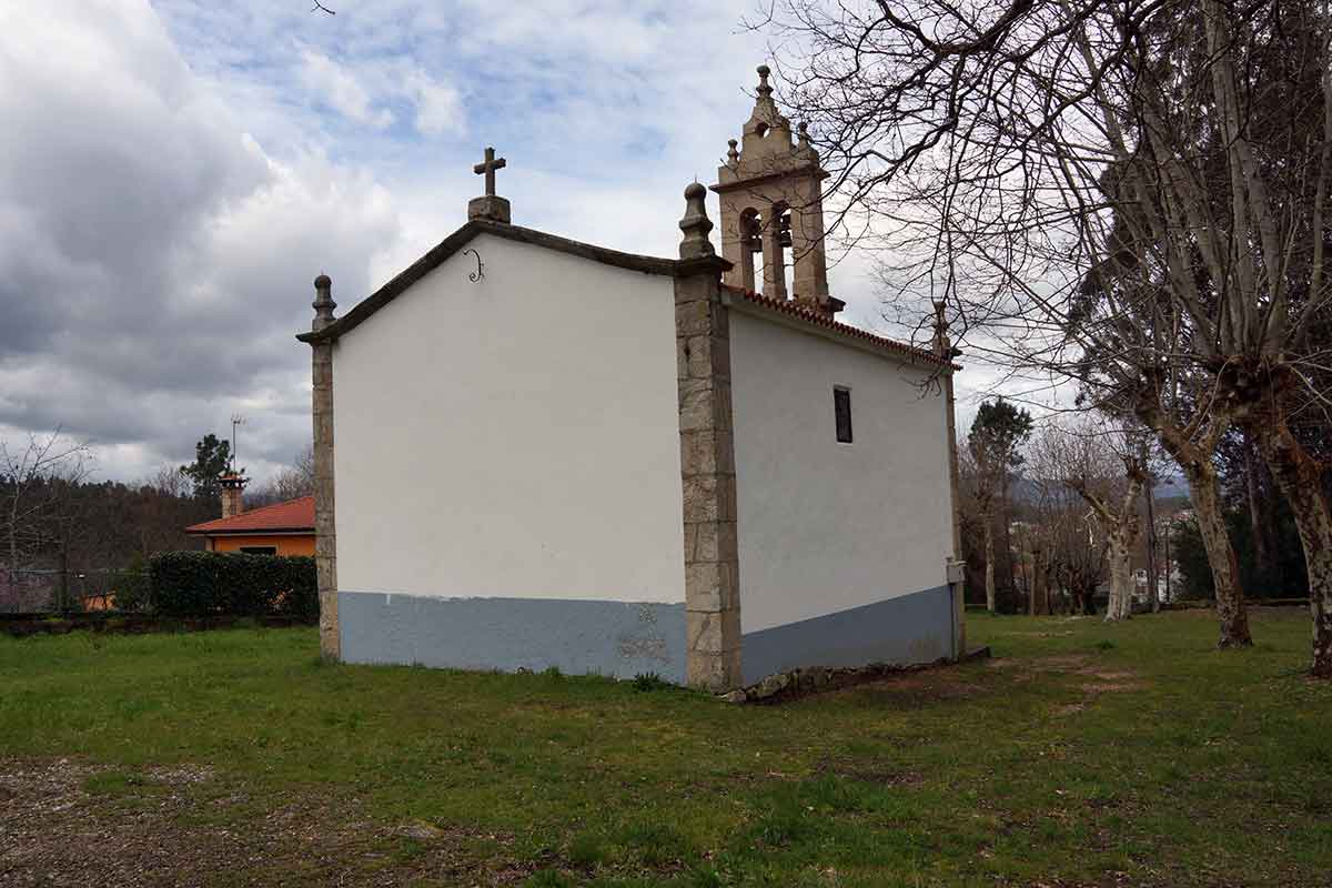 Santuario de Monte Carmelo - Perteneciente a la Unidade Pastoral de Milladoiro, Teo e contorna