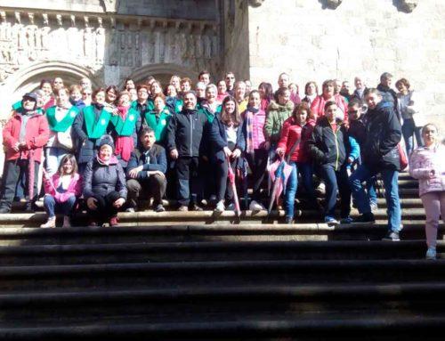Celebración del I aniversario de la inauguración de la nueva iglesia de San José de Milladoiro