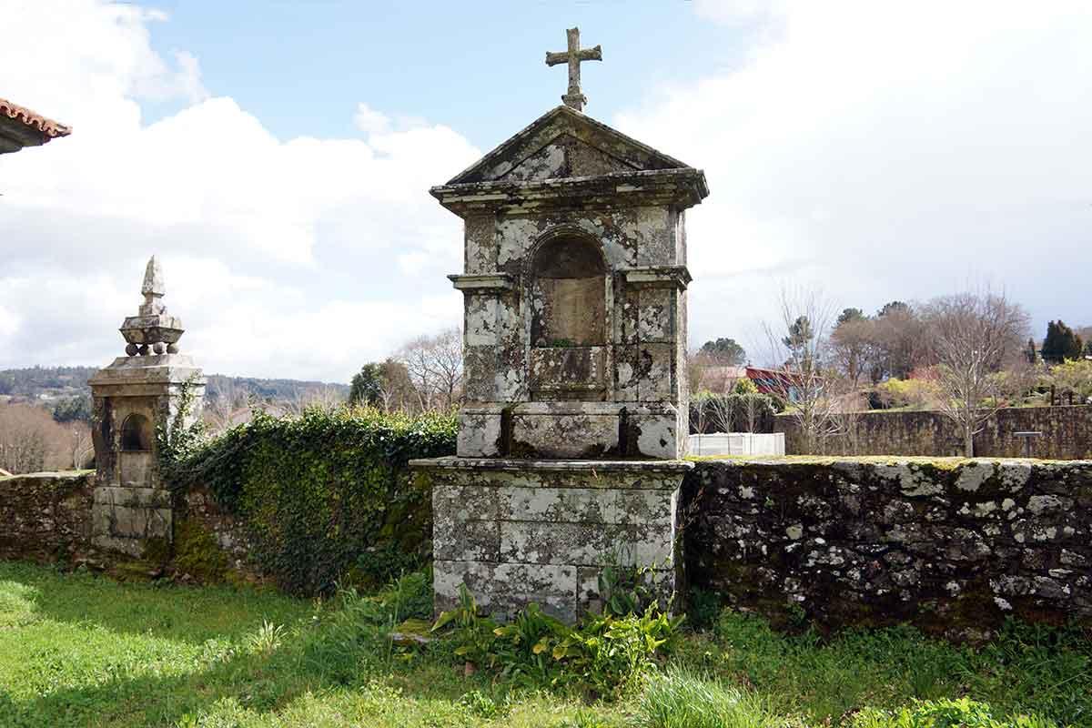 Iglesia de San Juan de Calo - Perteneciente a la Unidade Pastoral de Milladoiro, Teo e contorna
