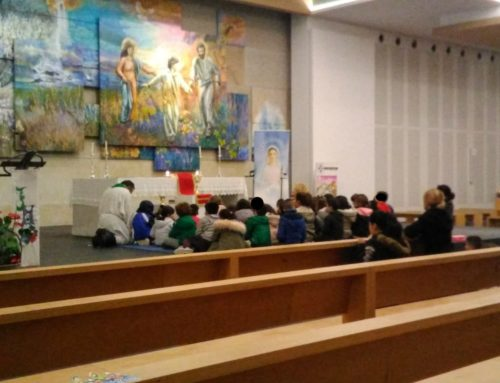Catequesis 2020. Adoración a Jesús