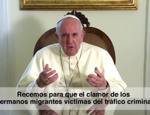 Escuchar los gritos de los migrantes. El Video del Papa. Febrero 2020