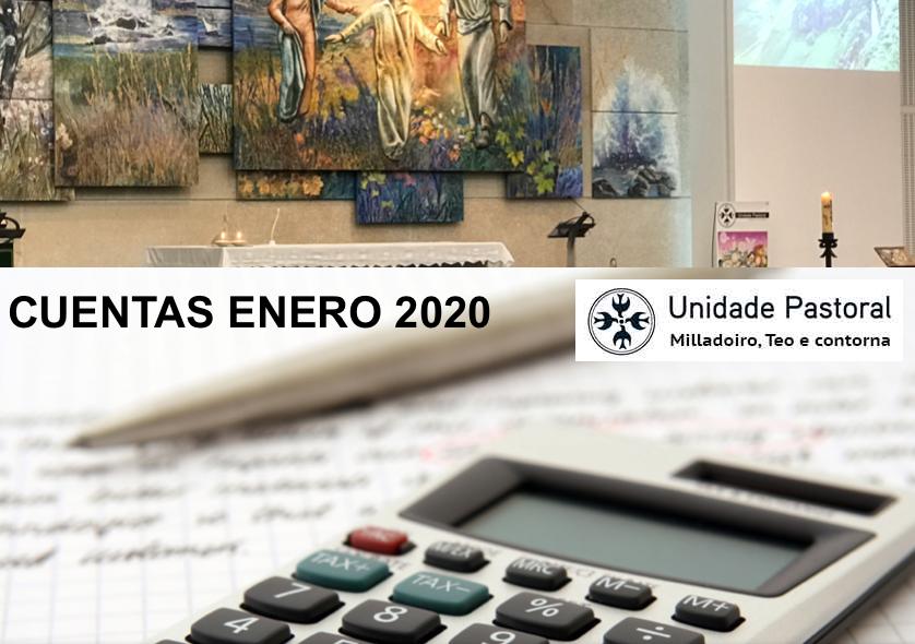CUENTAS ENERO 2020
