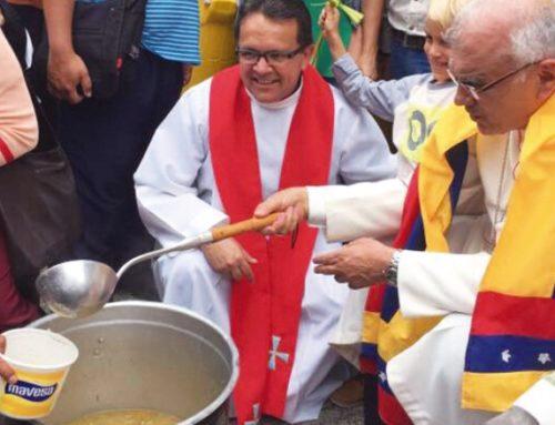 El obispo venezolano, monseñor Jaime José Villarroel Rodríguez visita nuestra Diócesis