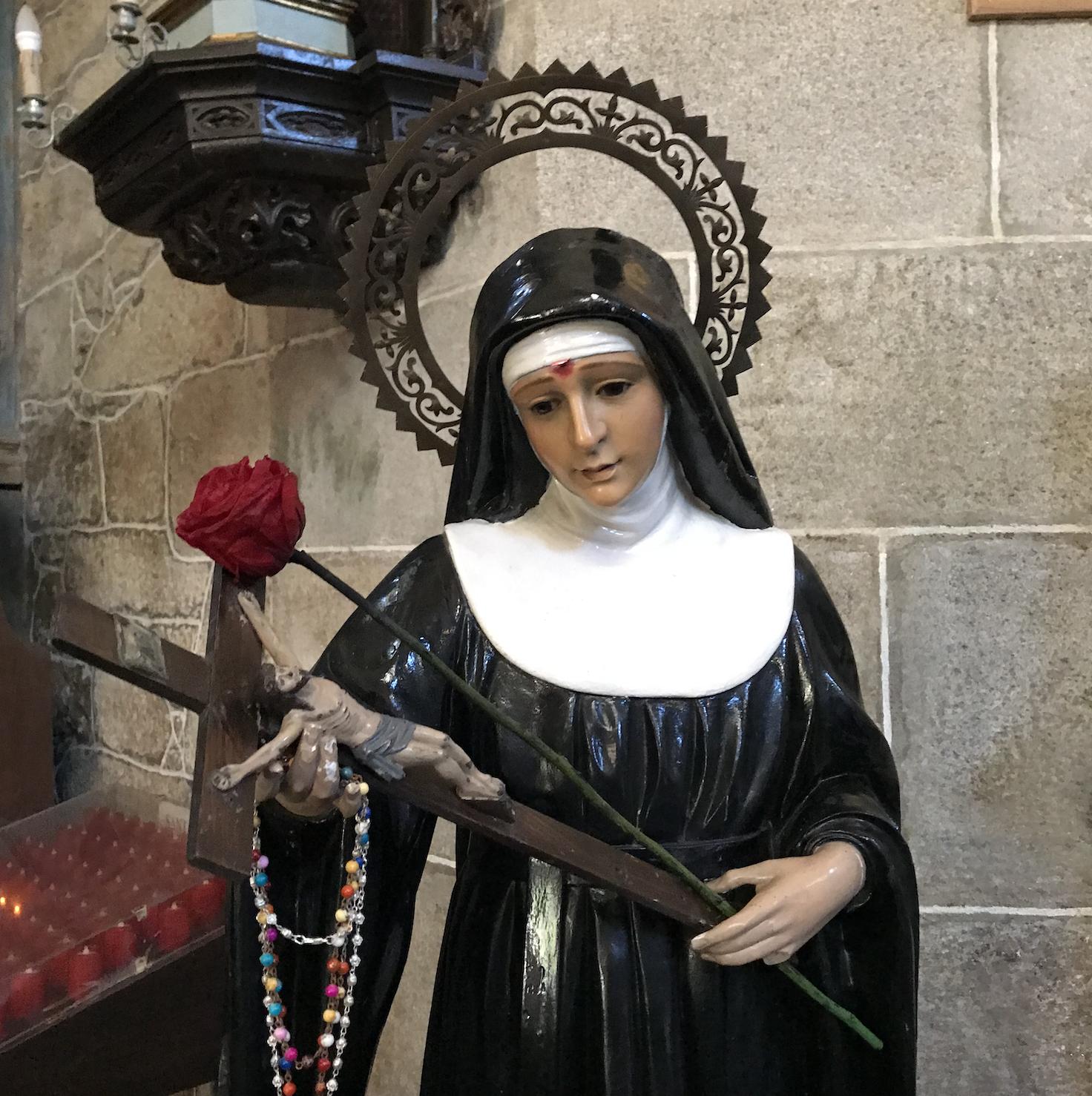 Celebración de San Rita