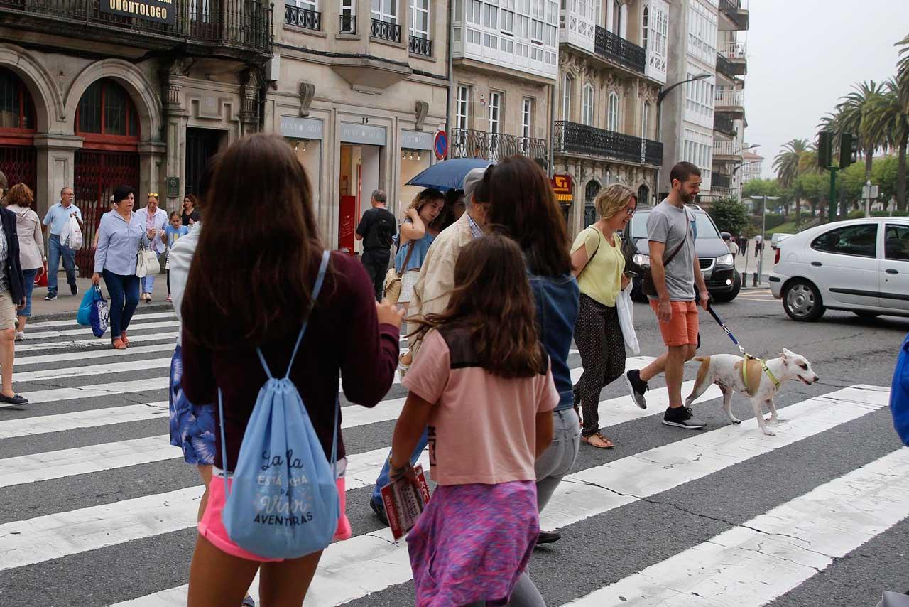 El balance migratorio positivo salva la brecha demográfica en Galicia