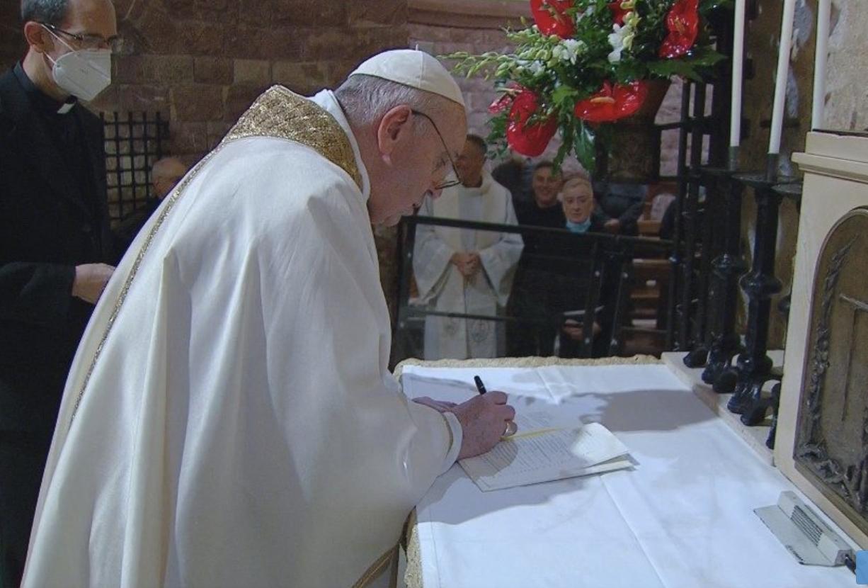 """Fratelli tutti"". Tercera encíclica del Papa Francisco"