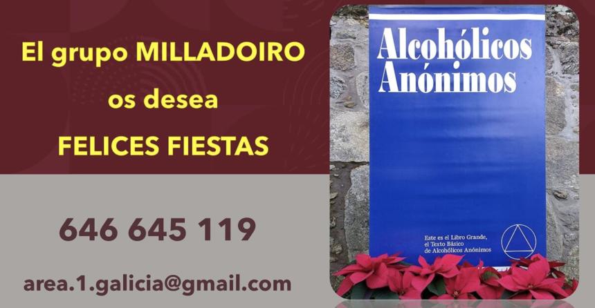 Feliz Navidad de Alcohólicos Anónimos