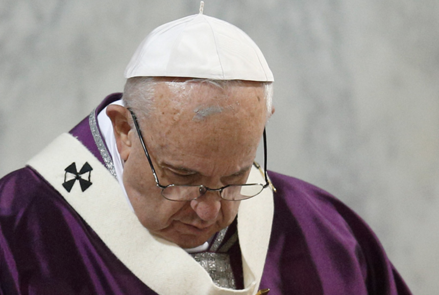 Mensaje del Papa para la Cuaresma 2021