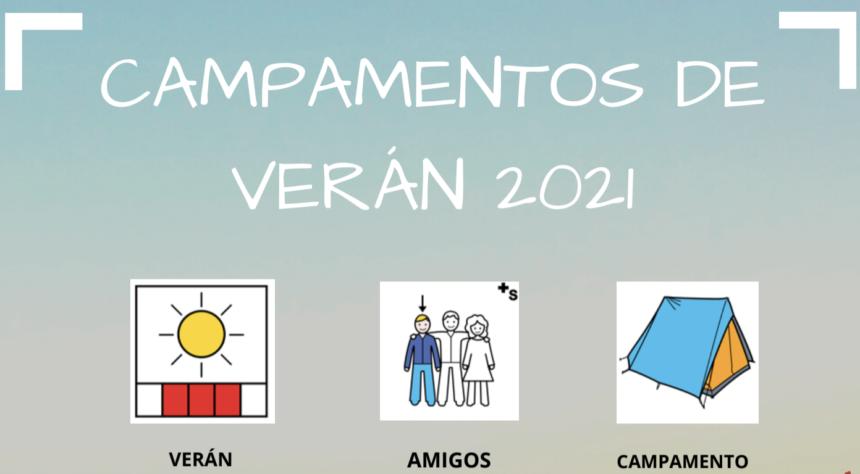 Campamentos de Verán 2021